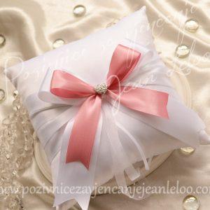 Jastuk za prstenje Saten