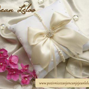 Jastuk za prstenje Glam