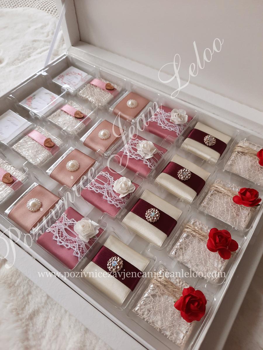 Kutija s čokoladama
